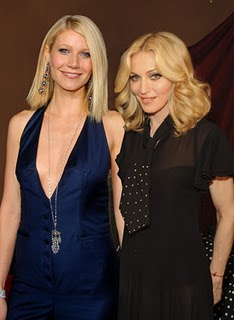 Paltrow+mates+with+Madonna
