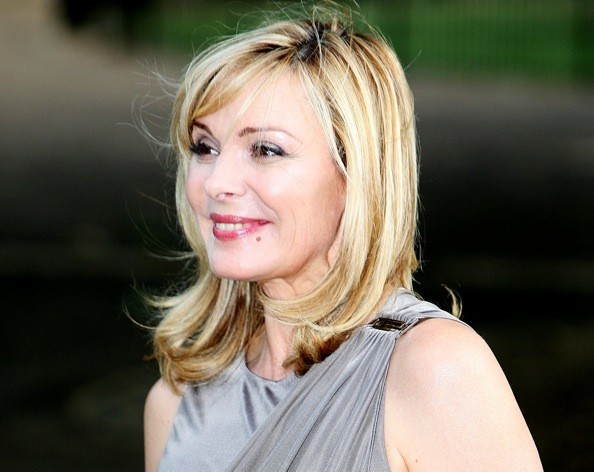 KIM CATTRALL Offended By RICKY GERVAIS' Cheap Ageist Joke! Kim Cattrall Now
