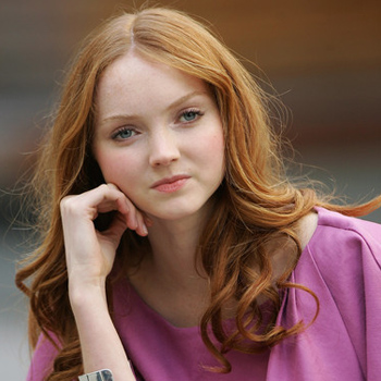 LILY COLE Starring in DOCTOR WHO As A SEA MONSTER!