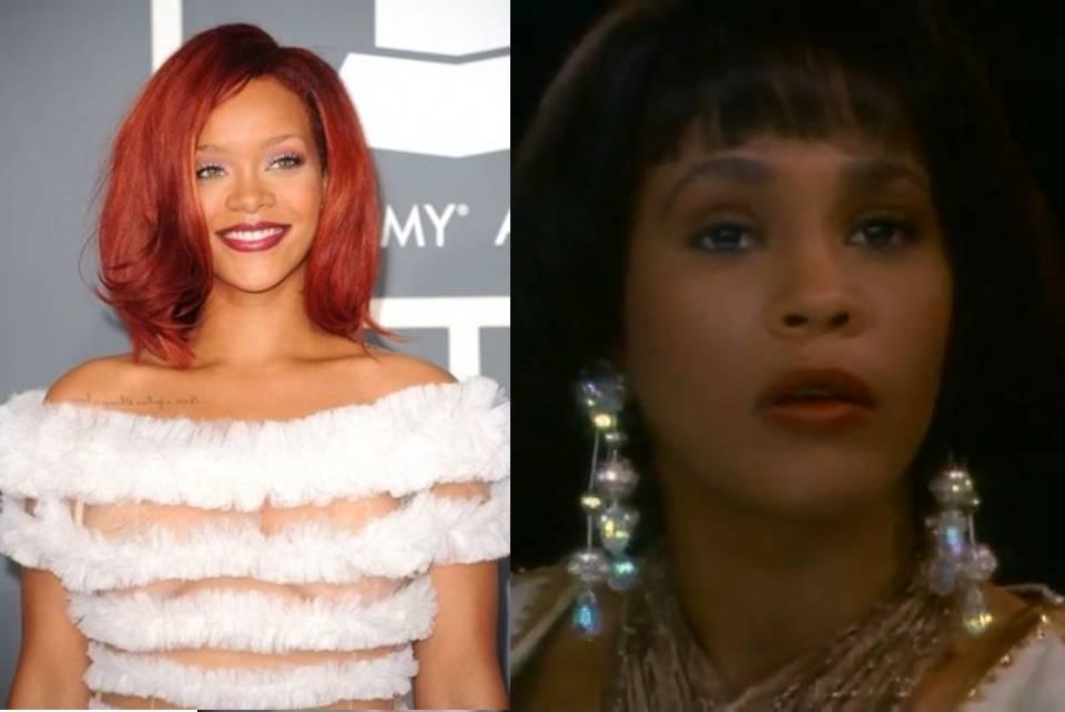 Rihanna-Whitney