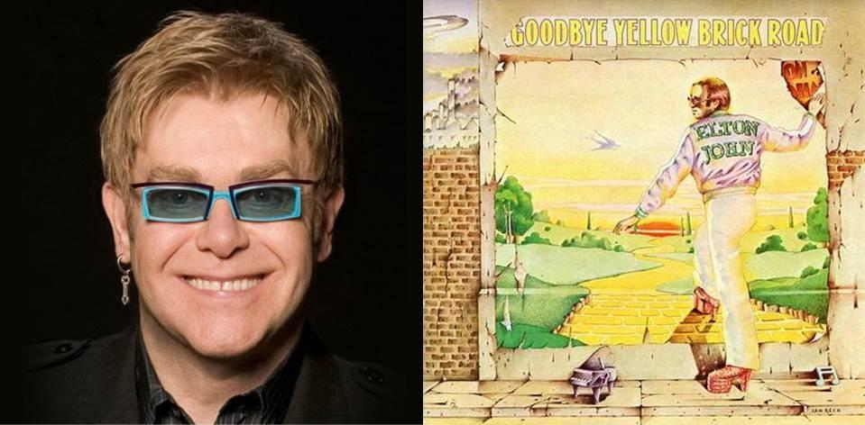 Elton - Goodbye Yellow Brick Road