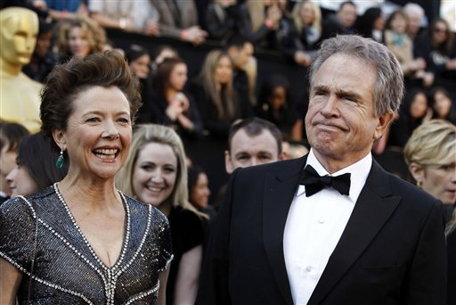 Warren Beatty - Annette Bening