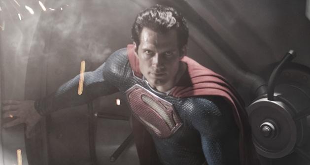 Henry Cavill As SUPERMAN-thumb
