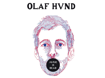 Olaf-hund-music-is-dead