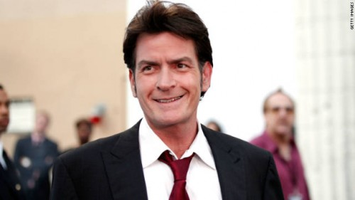 Celebrity News: Charlie Sheen Believes TWO MEN Should End!