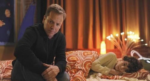 KIEFER SUTHERLAND's Luke-warm Return To TV?