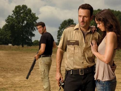Walking Dead - Season 2 mid season trailer