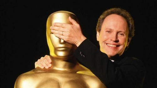 Billy Crystal hosts the 2012 OSCARS.