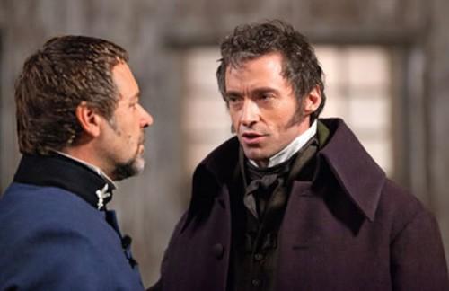 Les Miserable Trailer - Russell Crowe, Hugh Jackman