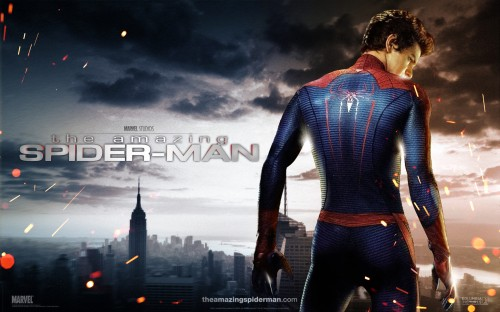 The Amazing Spider-Man-New-Trailer