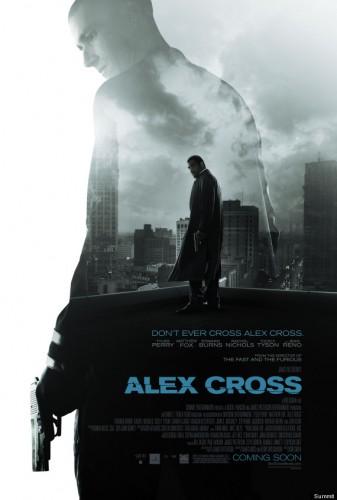Alex Cross Movie Trailer