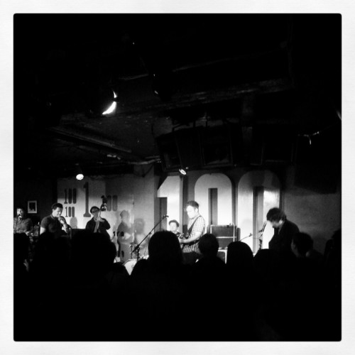 Buster Shuffle - Live at the 100 Club