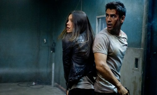 Total Recall 2012, New Trailer, Colin Farrell