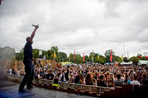 Lovebox Festival, 2012, Review