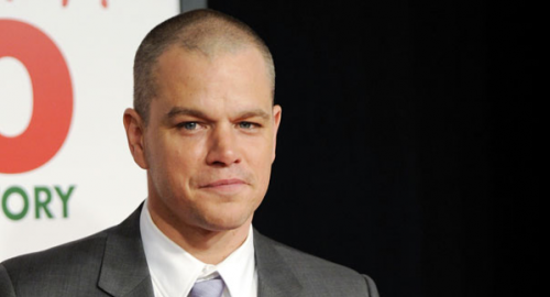 Matt Damon, Magnificent Seven Remake