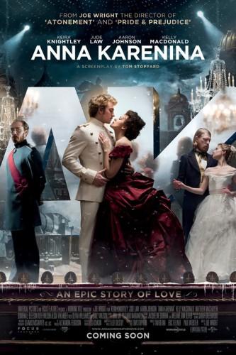 Anna Karenina 2012 Trailer - Keira Knightley, Jude Law