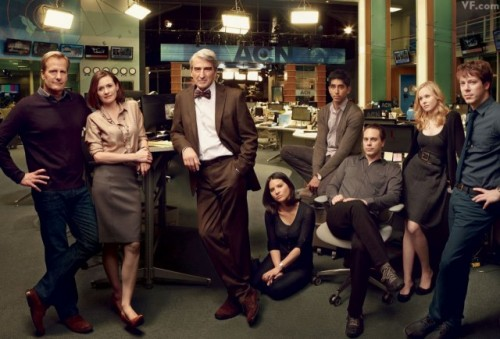 HBO The Newsroom Series - 2012