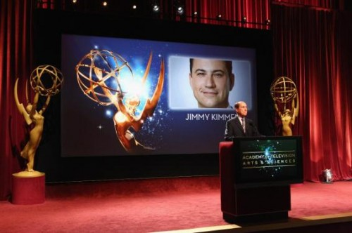 The 64th Primetime EMMY Nominees, 2012