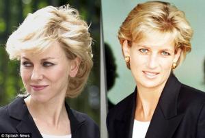 Naomi Watts as Diana, Princess of Wales - Caught In Flight