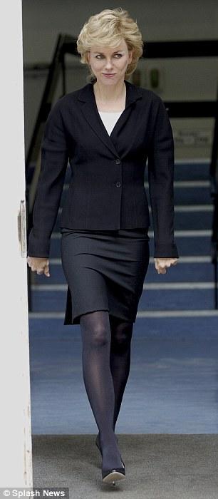 Naomi Watts as Diana, Princess of Wales - Latest entertainment news.