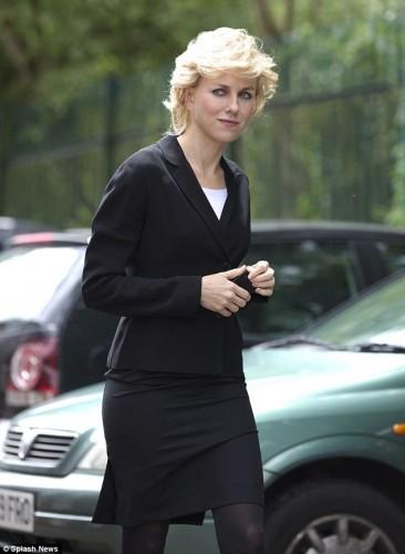 Naomi Watts as Diana Princess of Wales - Movie News,Film News, Entertainment News