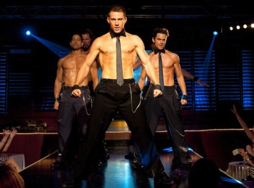 Magic Mike - Channing Tatum, Targetting Gay Men - Tomorrow's News - The Latest Entertainment News