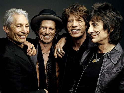 Rolling Stones London and New York venues, 2012 tour - The Latest Entertainment News Today