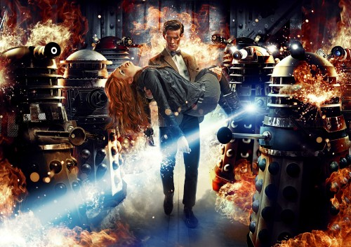 DOCTOR WHO Season 7, Asylum of the Daleks,Trailer,Latest Entertainment News Today