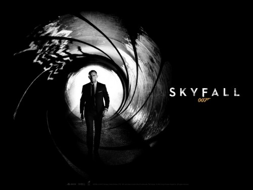 SKYFALL New Posters - James Bond 007 - The Latest Entertainment News Today