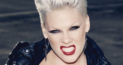 P!NK launches treasure hunt for iTunes concert tickets - The Latest Entertainment News Today
