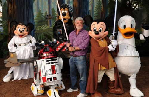 George Lucas Signs Deal With DISNEY, With STAR WARS Episode 7 To Be Released in 2015 - The Latest Entertainment News Today