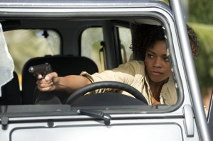 Naomie Harris as Agent Eve in SKYFALL - Review - The Latest Entertainment News Today