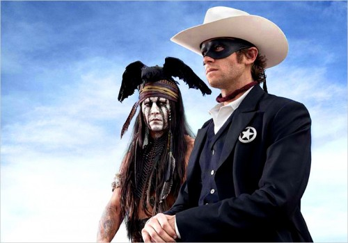 THE LONE RANGER Trailer - The latest Entertainment News Today.