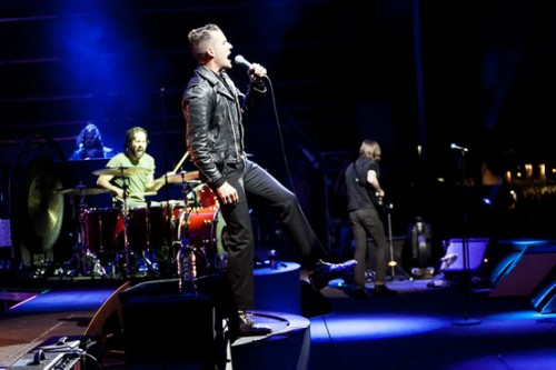 The KILLERS Announce Their Biggest Ever Concert in 2013! - The Latest Entertainment News Today