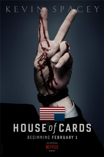 David Fincher HOUSE OF CARDS, Starring KEVIN SPACEY - The Latest Entertainment News Today