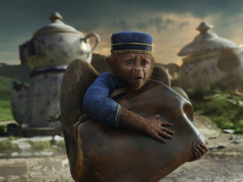 New Photos From Disney's OZ THE GREAT AND POWERFUL - The Latest Entertainment News Today!