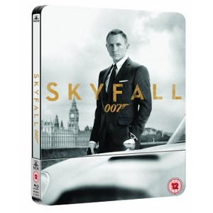 COMPETITION: Win SKYFALL and JAMES BOND documentary! - TOMORROW'S NEWS - The Latest Entertainment News Today!