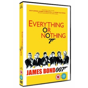 Win a copy of EVERYTHING OR NOTHING: The Untold Story of 007 on DVD, and a limited edition steelbook copy of SKYFALL! - TOMORROW'S NEWS - The Latest Entertainment News Today!