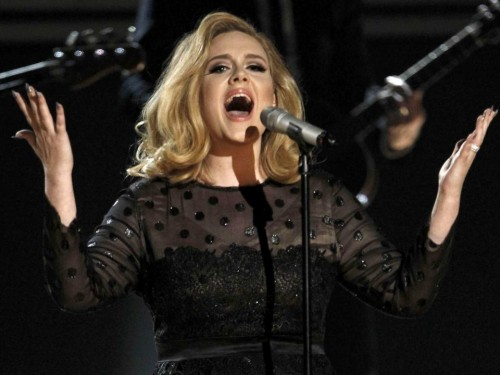 ADELE will perform at the OSCARS 2013 Ceremony - TOMORROW'S NEWS - The Latest Entertainment News Today!