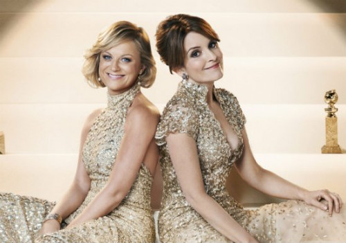 VIDEO: Amy Poehler and Tina Fey Talk GOLDEN GLOBES! - TOMORROW'S NEWS - The Latest Entertainment News Today!