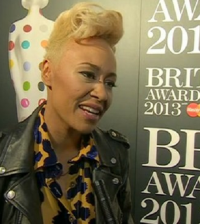 EMELI SANDE Leads BRIT AWARDS 2013 Nominations! - TOMORROW'S NEWS - The Latest Entertainment News Today!