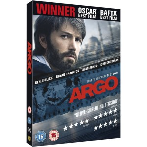 COMPETITION - WIN ARGO on DVD! - TOMORROW'S NEWS - The Latest Entertainment News Today!