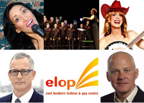 LGBT Charity ELOP Will Be hosting A Night Of Comedy! - TOMORROW'S NEWS - The Latest Entertainment News Today!