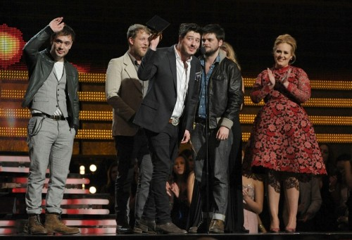 Mumford and Sons Wins Album of the Year at 2013 GRAMMY AWARDS!  TOMORROW'S NEWS - The Latest Entertainment News Today!