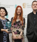 JUNO TEMPLE Wins EE BAFTA RISING STAR AWARD 2013 - TOMORROW'S NEWS - The Latest Entertainment News Today!