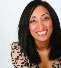 Shazia-Mirza-Hosting-ELOP-Night-Of-Comedy-Fundraiser