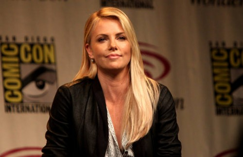 CHARLIZE THERON Heading Into DARK PLACES? - TOMORROW'S NEWS - The Latest Entertainment News Today!