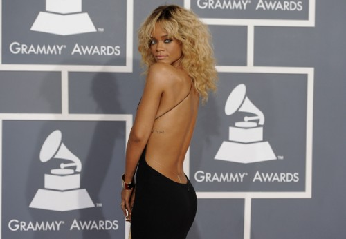 RIHANNA will perform with STING and BRUNO MARS live at the GRAMMYS 2013!  TOMORROW'S NEWS - The Latest Entertainment News Today!