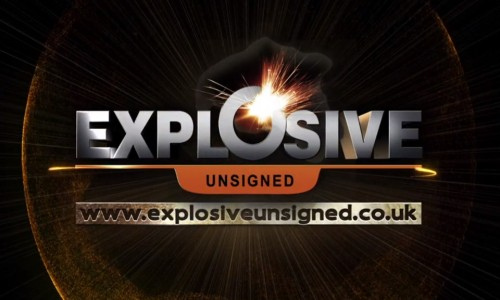 Explosive Unsigned Launching New Talent Search In April 2013! - TOMORROW'S NEWS - The Latest Entertainment News Today!