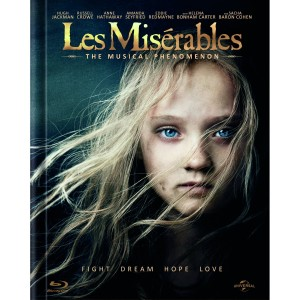 COMPETITIONS - Win Les Miserables Blu-ray Limited Edition - TOMORROW'S NEWS - The Latest Entertainment News Today!